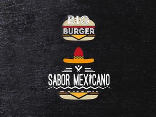 Big Burguer e Sabor Mexicano