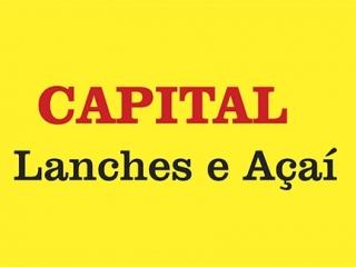 Capital Lanches e Açaí