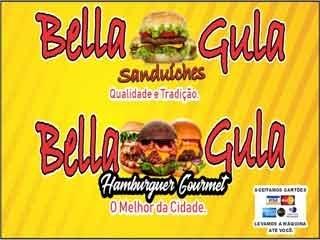 Bella Gula Sanduíche