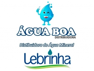 Água Boa Distribuidora Lebrinha