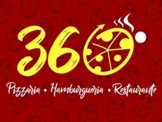 360 Graus Pizzaria, Hamburgueria e Restaurante