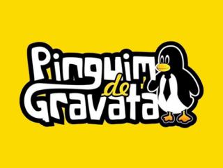 Pinguim de Gravata
