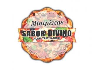 Minipizzas Sabor Divino