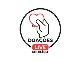 Doações (Live Solidária)
