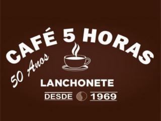 Café 5 horas