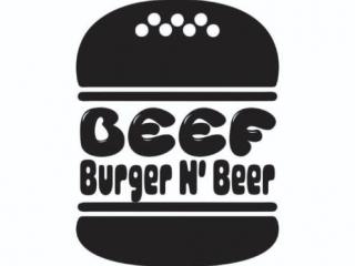 Beef Burger N' Beer