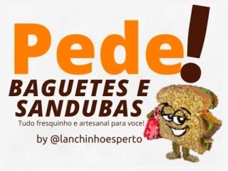 Pede Baguetes e Sandubas!