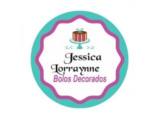 Jessica Lorraynne Bolos Decorados
