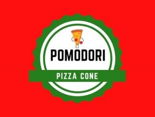 Pomodori Pizza Cone