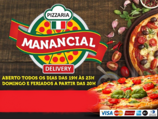 Manancial Pizzaria Delivery