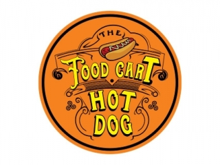 Food Cart Hot Dog