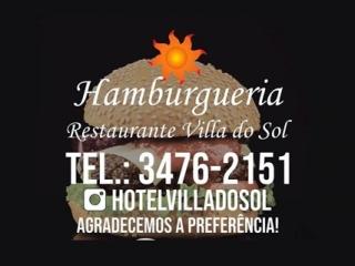 Hamburgueria Vila do Sol