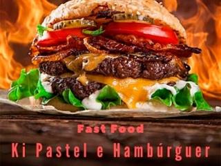 Ki Pastel e Hambúrguer