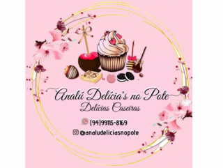 Analú Delicias no Pote