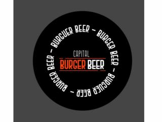 Capital Burger Beer