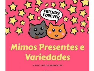 Mimos Presentes e Variedades